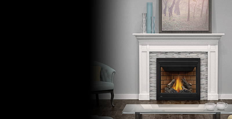 We service all gas fireplaces.   We also replace blowers.